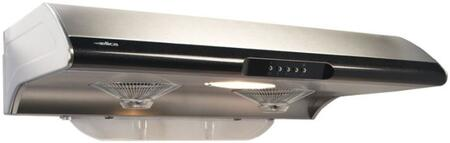 Elica Treviso ETR836SS Under Cabinet Hood Stainless Steel, 1