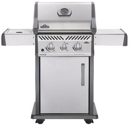 Napoleon Rogue R365SIBNSS Natural Gas Grill Stainless Steel, Main Image