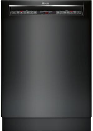 Bosch 800 Series SHE878WD6N Built-In Dishwasher Black, Main Image