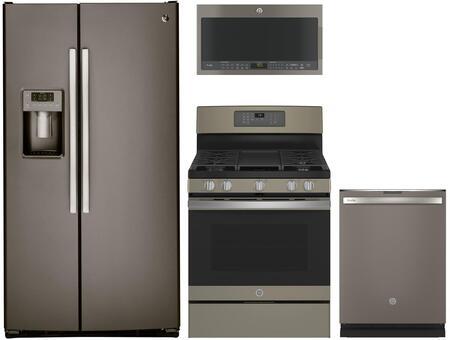 GE 1125217 Kitchen Appliance Package & Bundle, main image