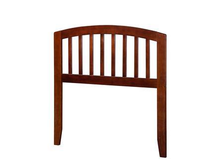 Atlantic Furniture Richmond AR288824 Headboard Brown, AR288824 SILO F 180