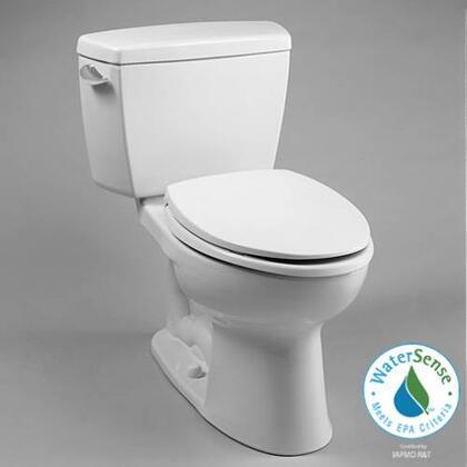 Toto Drake CST743E51 Toilet, Image 1