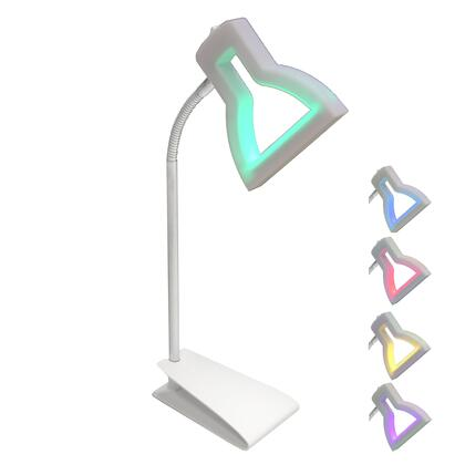 LumiSource 2D Series LSLED2DTB Table Lamp Multi Colored, Image 1