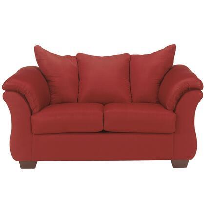 Flash Furniture Red Darcy Love Seat
