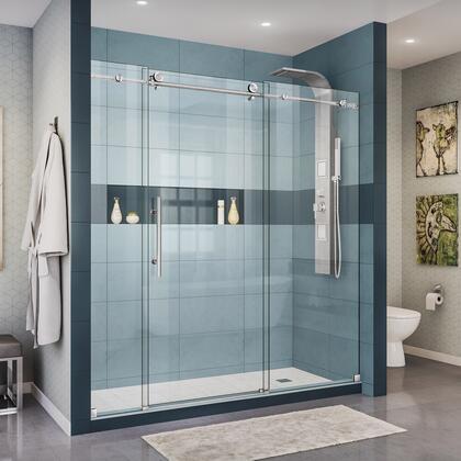 DreamLine  SHDR6172761007 Shower Door , Enigma X Shower Door 07