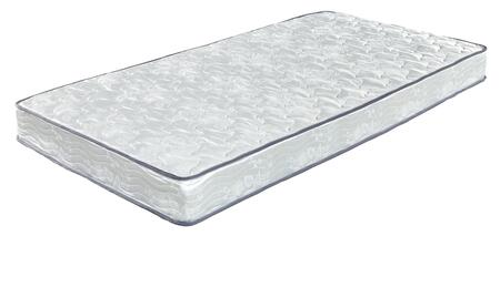 6 Inch Bonell Collection M96311 Twin Mattress with High-Quality Bonnell Coils  Firm Comfort Level and High Density Support Foam in