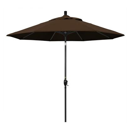 California Umbrella Pacific Trail GSPT908302SA32 Outdoor Umbrella Brown, GSPT908302 SA32