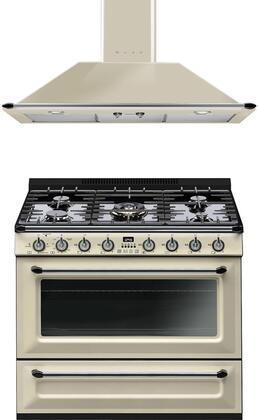 Smeg 891175 Kitchen Appliance Package & Bundle Cream, 1