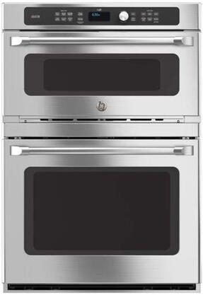 Cafe CT9800SHSS Double Wall Oven Stainless Steel, Main Image