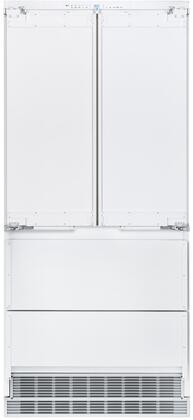 Liebherr  HCB2082 French Door Refrigerator Panel Ready, HCB2082 Integrable Fridge-Freezer with BioFresh and NoFrost