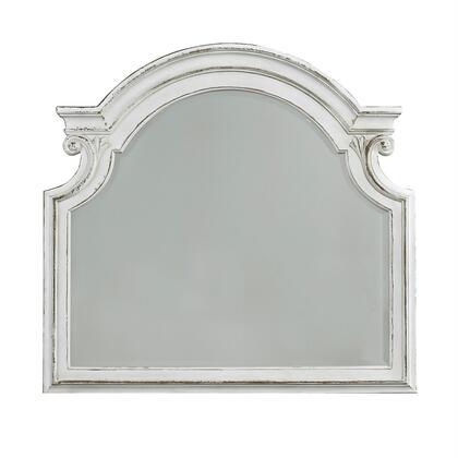 Liberty Furniture Magnolia Manor 244BR51 Mirror White, 244 br51