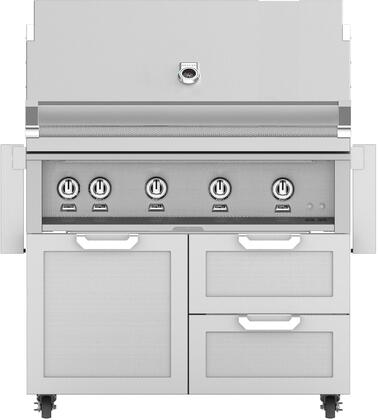 Hestan  851991 Natural Gas Grill Stainless Steel, Main Image