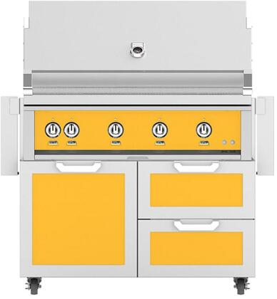 Hestan  851955 Natural Gas Grill Yellow, 1