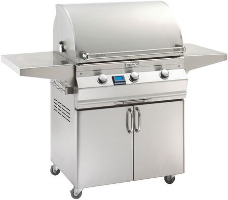 Fire Magic Aurora A660S5L1X61 Grill Stainless Steel, 1