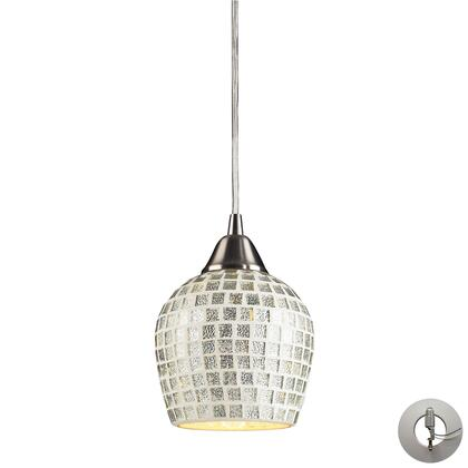 ELK Lighting  5281SLVLA Ceiling Light , Image 1