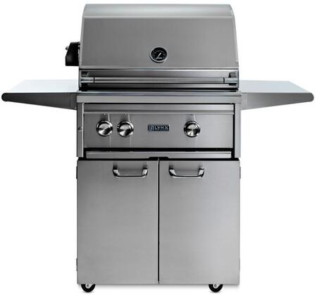 Lynx Professional L27TRFLP Liquid Propane Grill Stainless Steel, Main Image