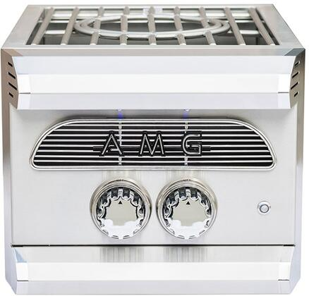 AMGPB2-NG American Muscle Natural Gas Grill Power