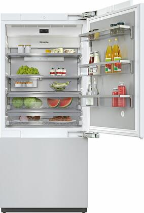 Miele MasterCool KF2901VI Bottom Freezer Refrigerator Panel Ready, KF 2901 Vi Bottom Freezer Refrigerator