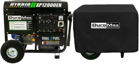 XP12000EH 12000 Watt Portable Dual Fuel Generator with XPLGC Dust Guard