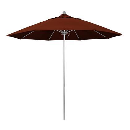 California Umbrella Venture ALTO908002SA40 Outdoor Umbrella Red, ALTO908002-SA40Main Image