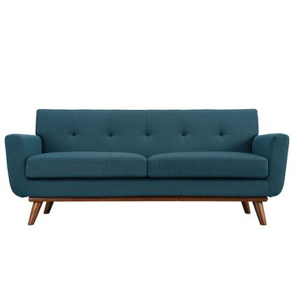 Modway Engage EEI1179AZU Loveseat Blue, Blue