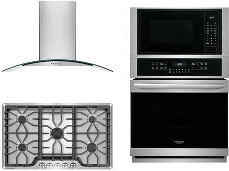Frigidaire Gallery 1107801 Kitchen Appliance Package , Main image