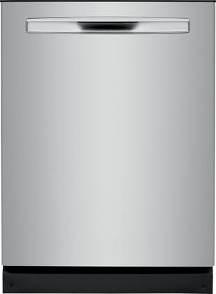 Frigidaire Gallery FGIP2468UF Built-In Dishwasher Stainless Steel, Main Image