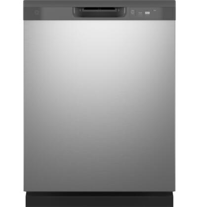 GE  GDF450PSRSS Built-In Dishwasher Stainless Steel, Main Image