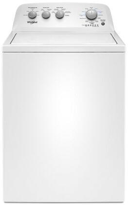 Whirlpool  WTW4855HW Washer White, Main Image