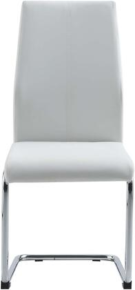 Global Furniture USA Global Furniture USA D41DCWHITE Dining Room Chair White, rQHrUvdo.jpeg