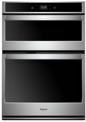 Whirlpool  WOC54EC0HS Double Wall Oven Stainless Steel, Main Image