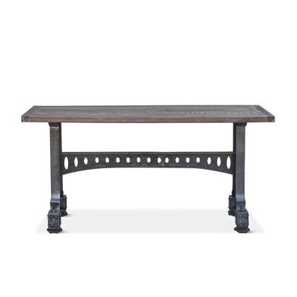 Sterling Collection ZWOMCN66F Console Table in Grey