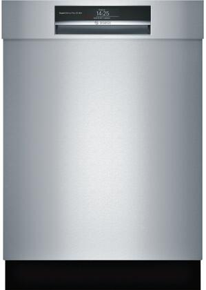 Bosch Benchmark SHE89PW55N Built-In Dishwasher Stainless Steel, Main Image