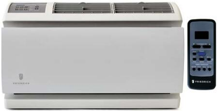 WY12D33A 27 WallMaster Series with Heat Pump  Thru the Wall Air Conditioner with 11300 Cooling BTU  8900 Heating BTU  275 CFM Washable Antimicrobial