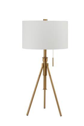Furniture of America Zaya L731171TGL Table Lamp , L731171T GL