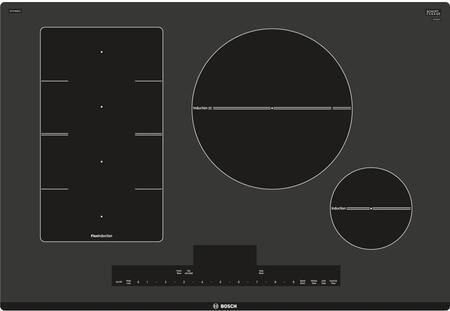 Bosch Benchmark NITP068UC Induction Cooktop Black, Main Image