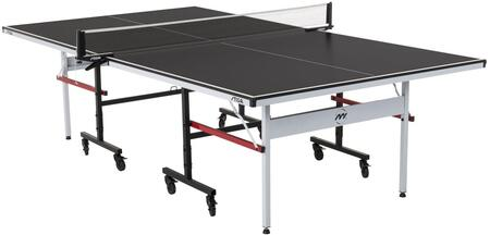 T8586 108″ Tennis Table with Detachable Cotton Net and Detachable Separate Halves Includes lockable