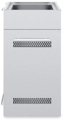 802700 Tank and Side Burner Cabinet in Stainless