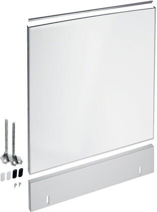 Miele  GFV45651SS Dishwasher Toe Kick Stainless Steel, 1