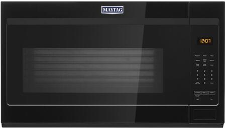Maytag  MMV1175JB Over The Range Microwave Black, MMV1175JB Front View