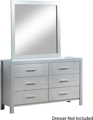 Glory Furniture Glades G4200M Mirror Silver, 1
