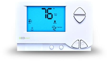 6040978 Telkonet SS6010 Wired Wall Thermostat  w/On-Board Occupancy  Energy Management