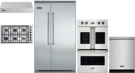 Viking  983767 Kitchen Appliance Package Stainless Steel, main image