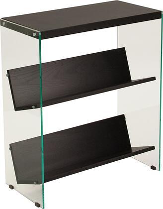 Flash Furniture Highwood NANJN21708B3GGG Bookcase Brown, 1