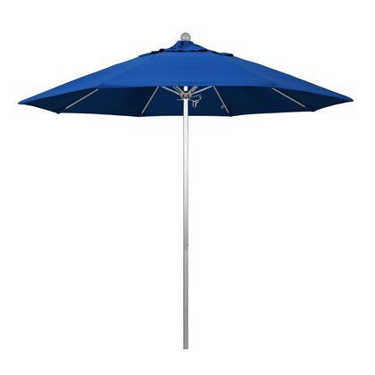 California Umbrella Venture ALTO908002SA01 Outdoor Umbrella Blue, ALTO908002-SA01Main Image