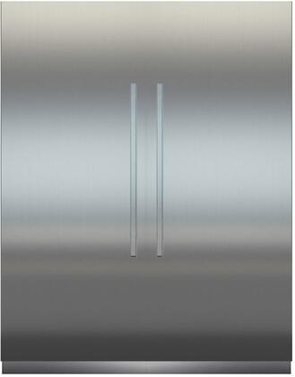 Liebherr Monolith 1134885 Column Refrigerator & Freezer Set Stainless Steel, Main Image