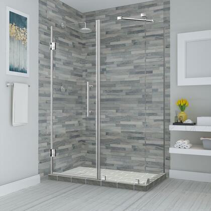 Aston Global Bromley SEN967EZSS65333410 Shower Enclosure, SDR967 30 SS