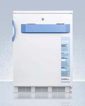 AccuCold  FF7LWBIMED2 Compact Refrigerator White, FF7LWBIMED2 Compact Refrigerator