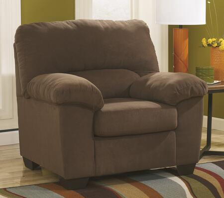 Benchcraft Vicente 1760020 Living Room Chair , Armchair in Chocolate