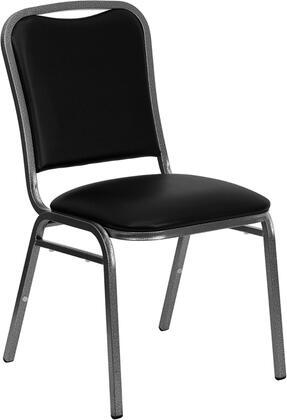 Flash Furniture  NG108SVBKVYLGG Dining Room Chair Black, Main Image